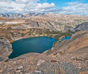 Twin Lakes, Beartooth Mountains