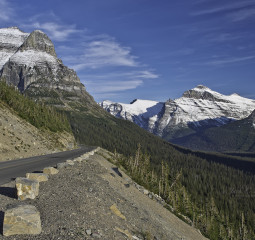 Going-to-the-Sun Road Eastbound